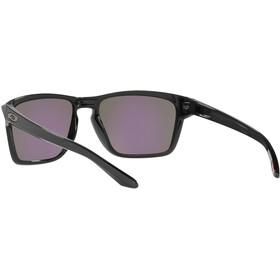 Oakley Sylas Sunglasses Men, negro/verde